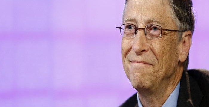 Bill Gates is the world's richest person